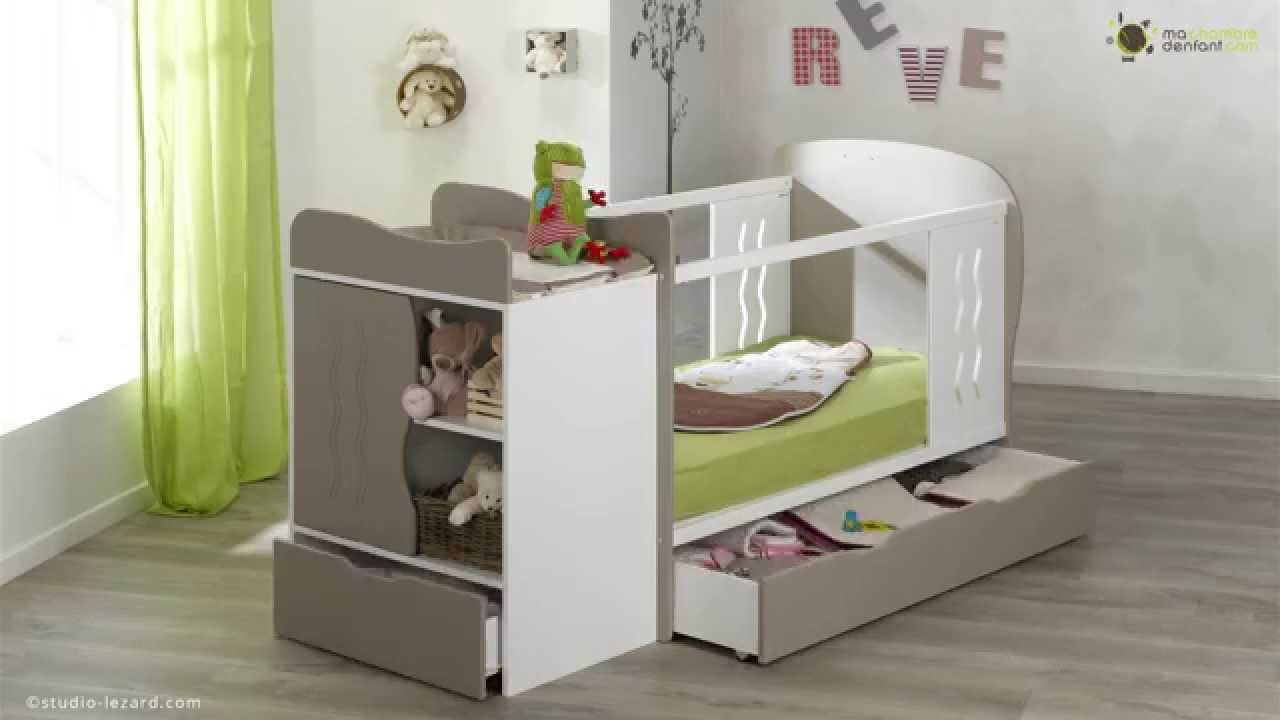 Lit b b volutif jooly ma chambre d 39 enfant youtube - But chambre bebe ...