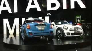 2009 MINI Coupe Concept Videos