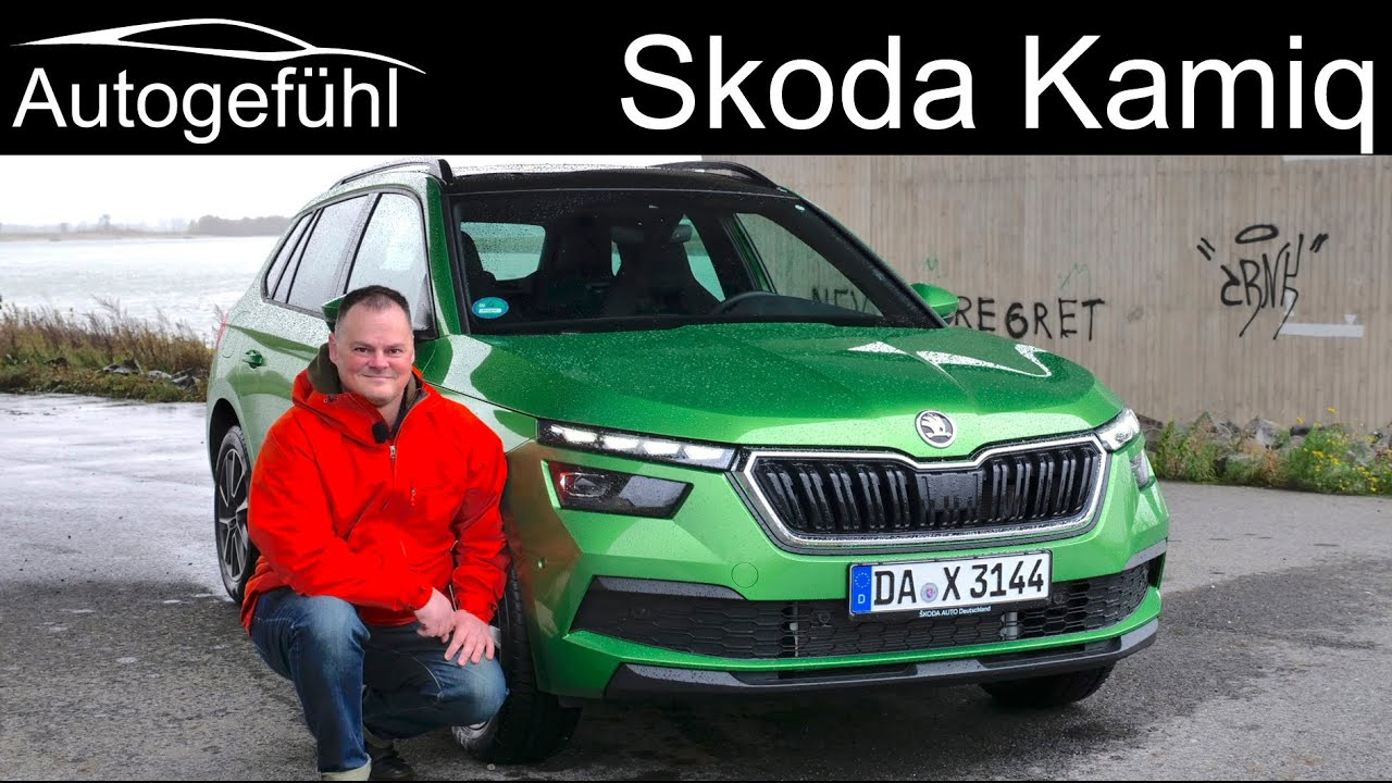 Skoda Kamiq FULL REVIEW 1.5 TSI - Autogefühl