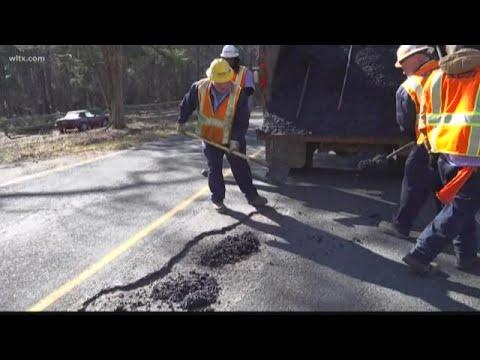 SCDOT launches 'Pothole Blitz'