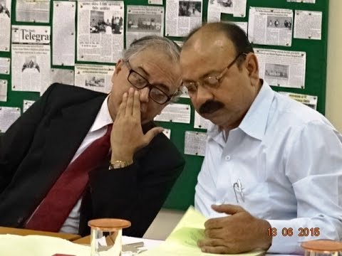 Hon'ble JusticeSoumitraPalJudgeHighCourt,Calcutta NatnlLokAdalat@PB edweepNews2