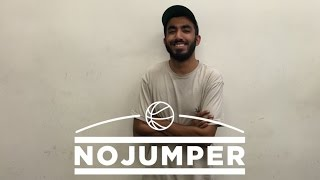 No Jumper - The Wahlid Mohammad Interview