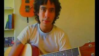 """001 Clases de guitarra para principiantes! : aprende tu primera canción ahora!: hoy """"wonderwall"""""""