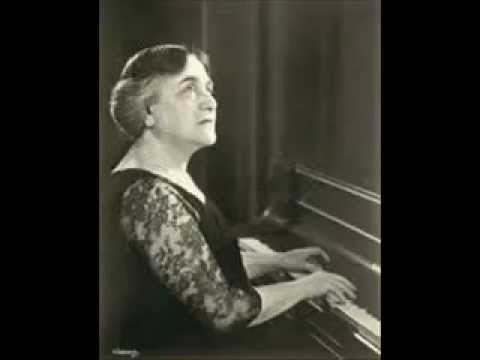 Myra Hess plays Mozart Concerto in D minor K 466