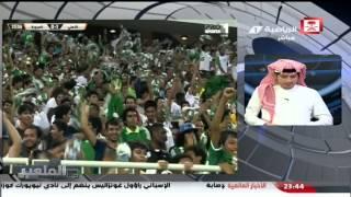 Saudi Sport  2014-10-30 فيديو برنامج الملعب الجزء الثاني فؤاد أنور وجمال عارف