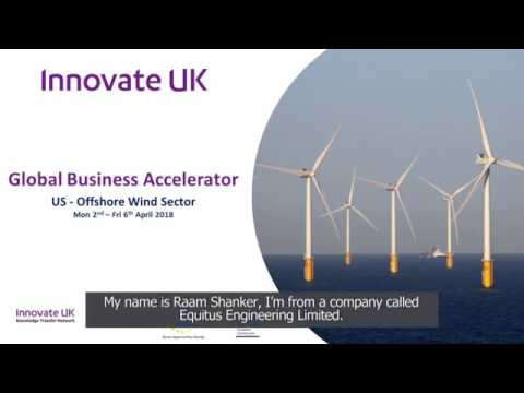 Global Business Accelerator Programme - US Offshore Wind-(Day 3 Equitus Engineering)
