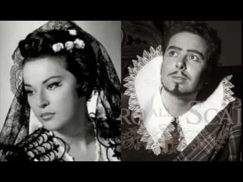 Graziella Sciutti, Rolando Panerai - Mia Norina, vi scrivo... mi volete fiera -1972