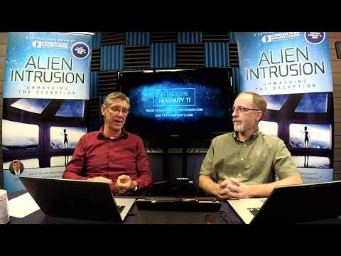 1/2/18 Chat with Gary Bates and Dr Robert Carter