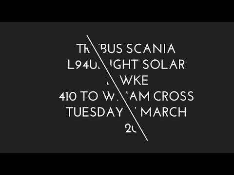 Trustybus Scania L94UB/Wright Solar YN05 WKE