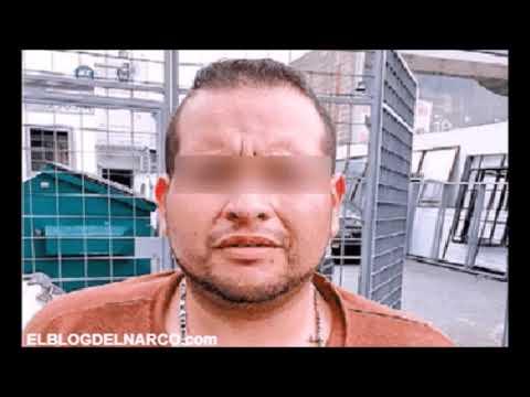 """Repeat Cae yerno de """"El Cholo"""" líder del cártel Nueva Plaza"""