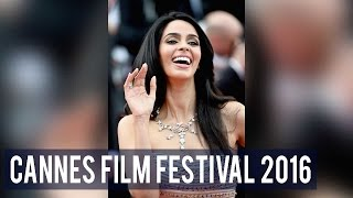 BOLD Mallika Sherawat plays it SAFE in a Georges Hobeika gown!