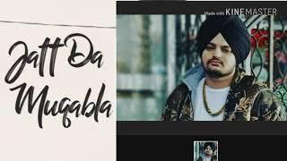 Jatt DA mukabla ( GEET MP3 ) sidhu moose wala / writing song