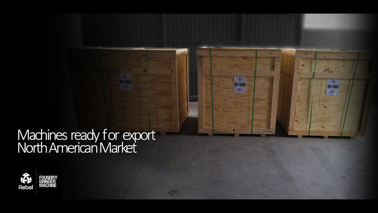 READY FOR EXPORT | NORTH AMERICAN MARKET
