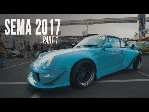 SEMA 2017 HIGHLIGHTS | Part 1