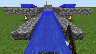 Best way to fish in Minecraft 100% Catch Rate!