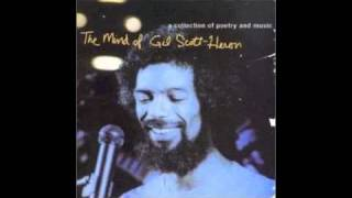 Gil Scott-Heron: The Ghetto Code (Dot Dot Dit Dit Dot Dot Dash)