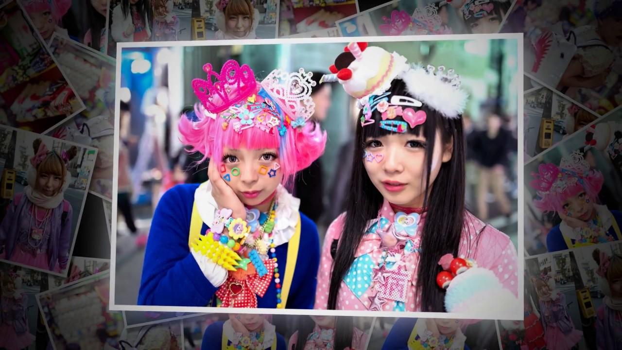 Japanese street fashion (ЯПОНСКАЯ МОДА - СТИЛЬНАЯ И БЕСПОЩАДНАЯ)|японские девушки стиль