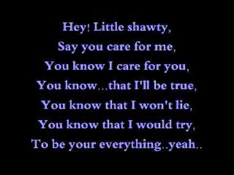 With You-Chris Brown (With Lyrics)