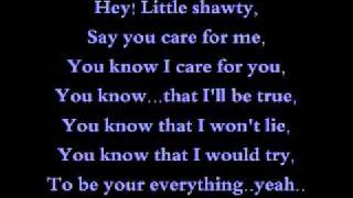 With You-Chris Brown (With Lyrics)