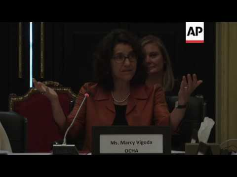 UN envoy urges donors to provide Syria aid