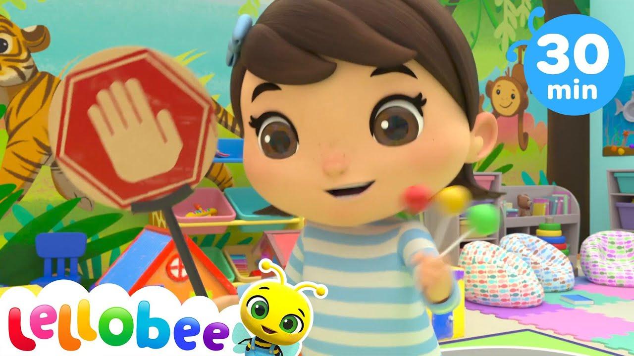 Rain Rain Go Away | + More Nursery Rhymes and Kids Songs | Baby Cartoons | Little Baby Bum