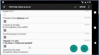 Srt, Xml-n-Flix Subtitles Duo Viewer and Reader