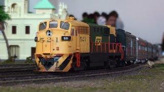xviii convencion fm y fa acámbaro 2014 trenes de pasajeros ho