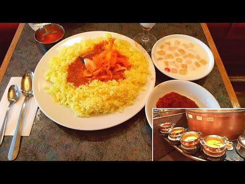 私の食べ日記上野アメ横のインド料理 マントラにて、カレーバイキングを楽しんで来ました