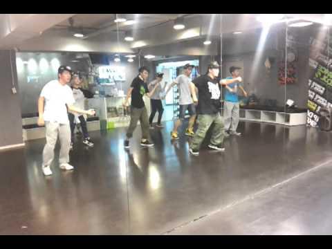 20130815 阿爆 aka Bow Hiphop class@IP Dance Skool