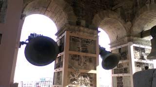 Repique de Escalera en La Catedral de Guadalajara Torre Sur