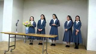 女子修道会 御聖体の宣教クララ会