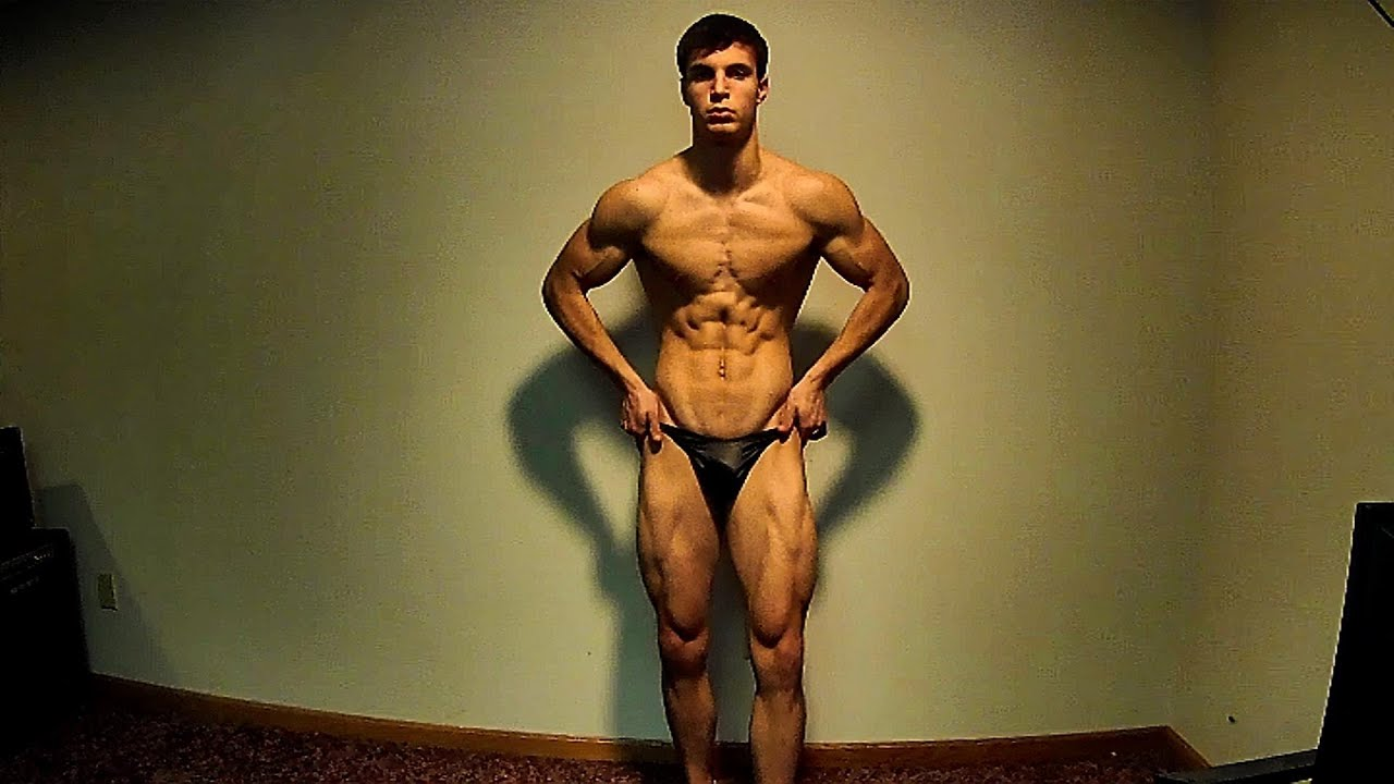 Teen Bodybuilder Video 58