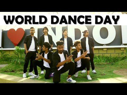 World Dance Day | Desihoppers | The Haze Crew