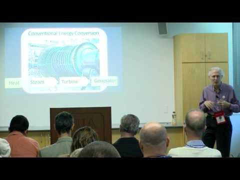 Gerald Black - Nuclear Propulsion - 19th Annual International Mars Society Convention