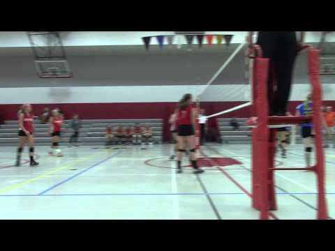8th Grade Volleyball 9/10/15 thumbnail