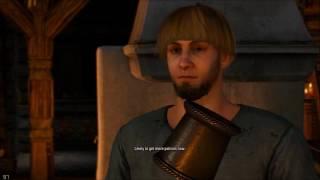 Witcher 3: Wild Hunt - Finale Floating Mug & Missing Dialogue Bug