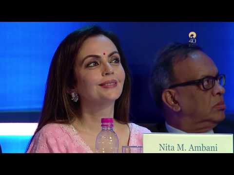Sh. Mukesh Ambani CMD, RIL announces the Jio Phone at the company's 40th AGM - Speech in Hindi