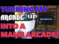 Turning my Arcade1Up into a MAME Arcade Cabinet!