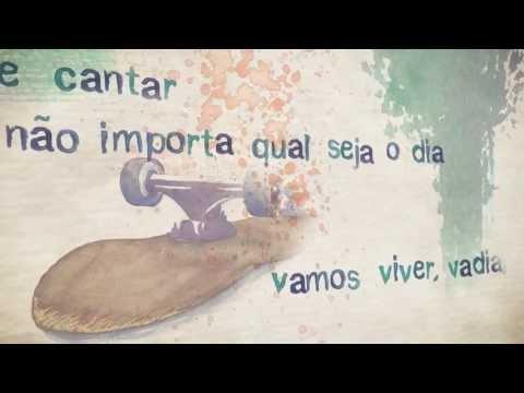 "Charlie Brown Jr. - ""Céu Azul"" Official Lyric Video"