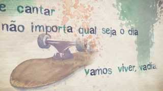 "Charlie Brown Jr. - ""Céu Azul"" Official Lyric Video"