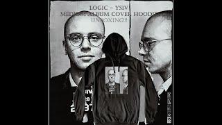 Logic - YSIV Medium Album Cover Hoodie Unboxing!!!