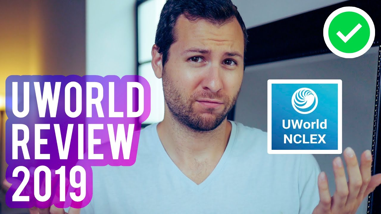 UWORLD REVIEW NCLEX 2019 // Pros, Cons, & Final Thoughts