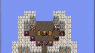 final fantasy ii iv snes secret tellah ending part 1 of 2