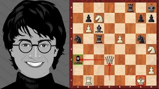 Harry Potter: Wizard's Chess - Harry Potter and the Sorcerer's Stone - Chess Game in amazing 2D :)