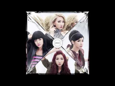 2NE1-CRUSH FULL ALBUM JAPANESE MALE VERSION