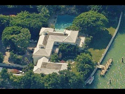 Barry Gibb's House