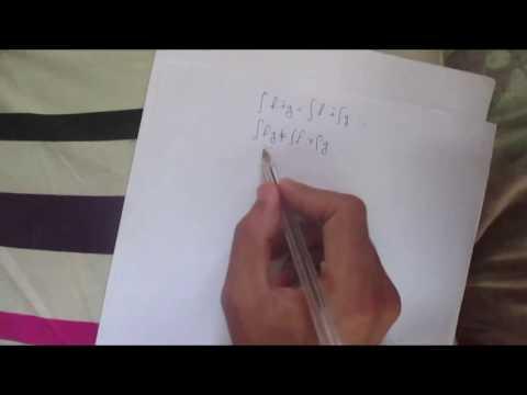 #1#Intégrale et primitive : Introduction au intégrale simple avec des exemples (en darija )