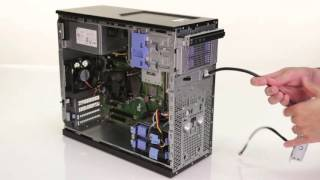 PowerEdge T130: Remove/Install Control Panel Assembly