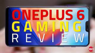 Gaming Review For ONEPLUS 6 | The Dream Gaming Smart Phone