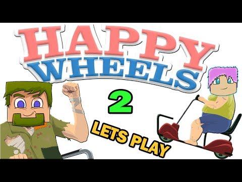 Happy Wheels - СЛОЖНЕЙШИЕ MINECRAFT ВОПРОСЫ - 4 Серия